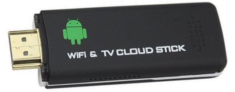 Google Android Wi-fi and Cloud HDMI Stick