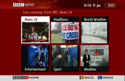 BBC News Multiscreen
