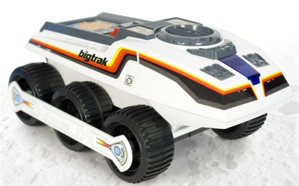 Big Trak Junior 2010
