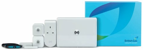 British Gas Home Security Kit