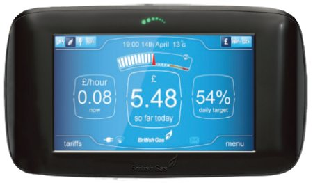 British Gas Smart Energy Monitor