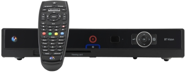 BT Vision Vbox and remote
