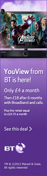 BT YouView Latest Deals