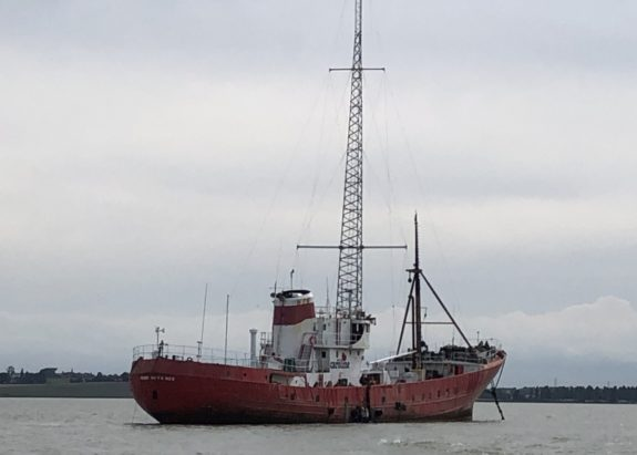 Ross Revenge - Home of Radio Caroline