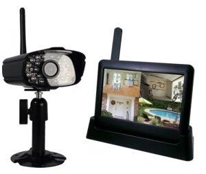 Wireless Camera CCTV System