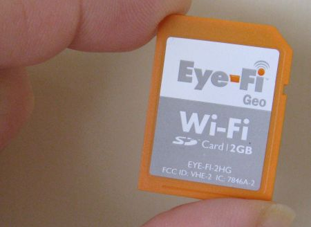 Eye-Fi SD Card