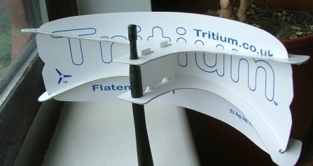 Flatenna from Tritium