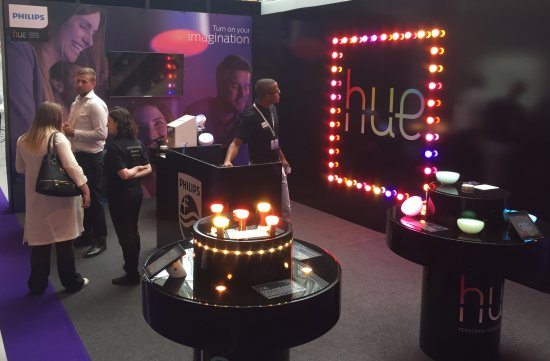 Philips Hue at Gadget Show Live in Westfield