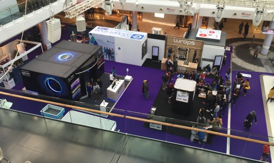 Gadget Show Live 2015 at Westfield London