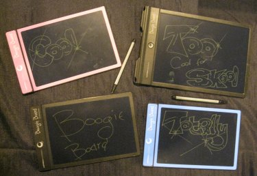 Boogie Board Writing Pads