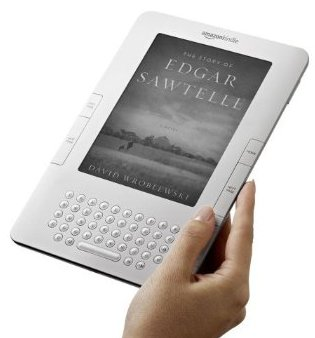 Amazon Kindle - Transcript of UK First Look