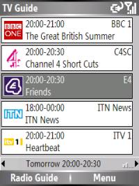 Lobster 700 TV Guide