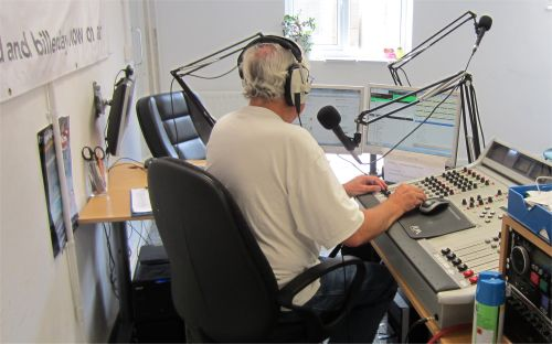 Scott Ross on Phoenix FM