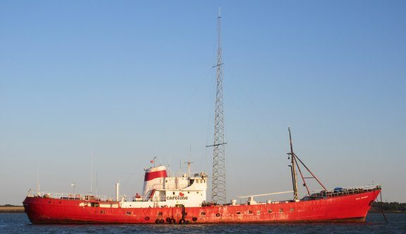 Radio Caroline - Out on the Ross Revenge