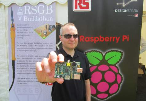 Pete Wood Raspberry Pi