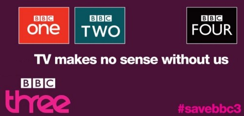 Save BBC Three