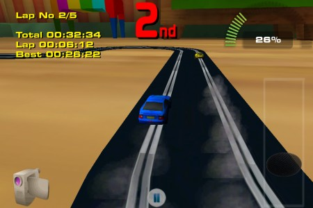 Scalextric for iPhone