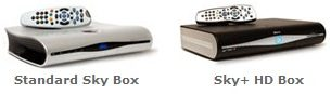 Sky Digital Boxes