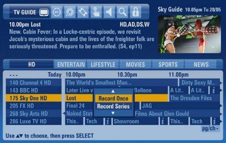 SKY HD USER MANUAL Pdf Download