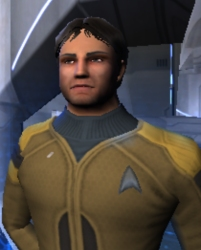 Star Trek Online Pete's Avatar