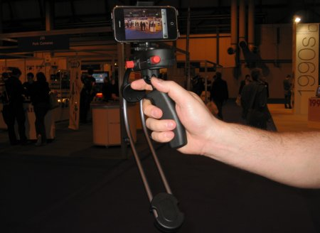 Steadicam Smoothee In Action
