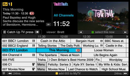 YouView Huawei box details | AVForums