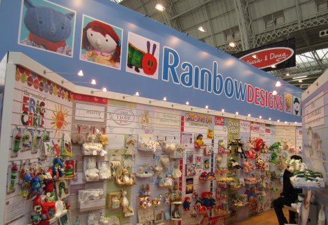 London Toy Fair 2013 - Pic 01
