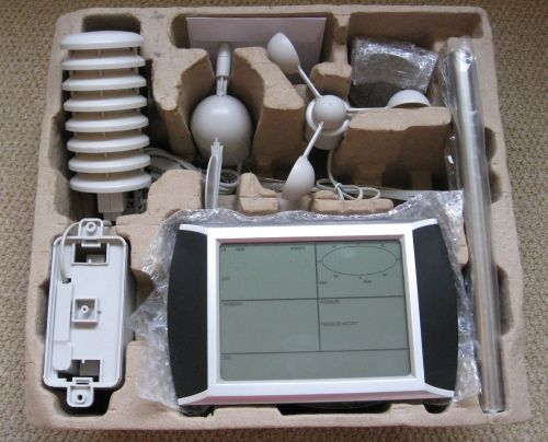 USB Weather Station Contents