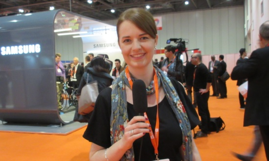 Alice Ryan at Wearable Tech 2015