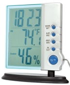 A basic Indoor Weather Station